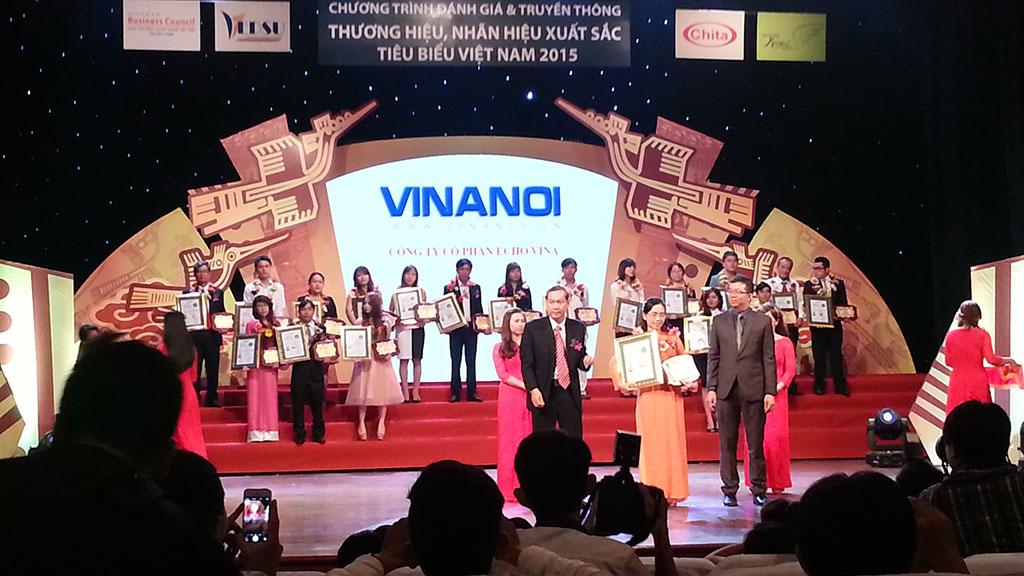Vinanoi - Tiêu chuẩn chất lượng quốc tế & Thương Hiệu xuất sắc